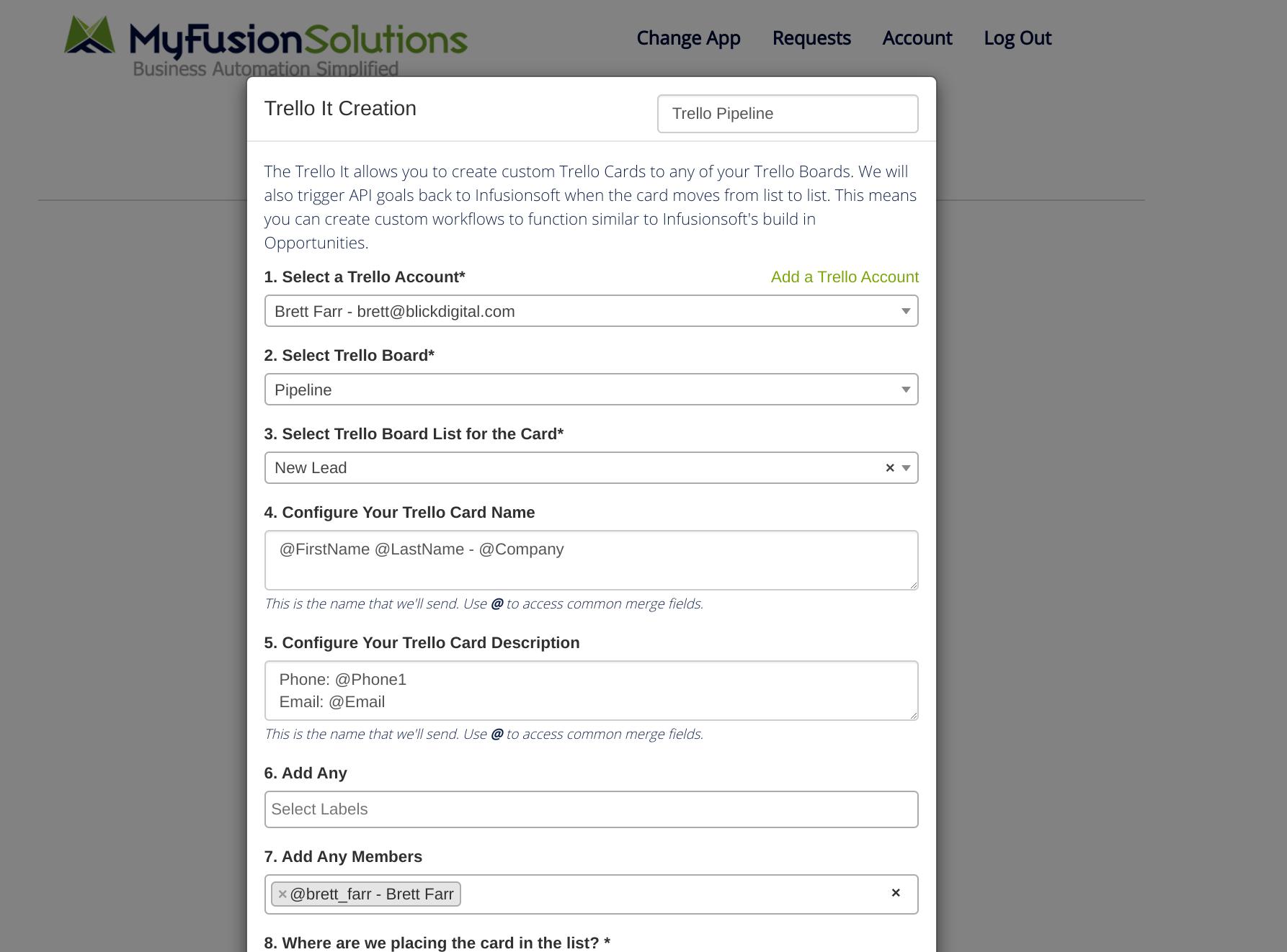 PlusTHis vs MyFusionHelper